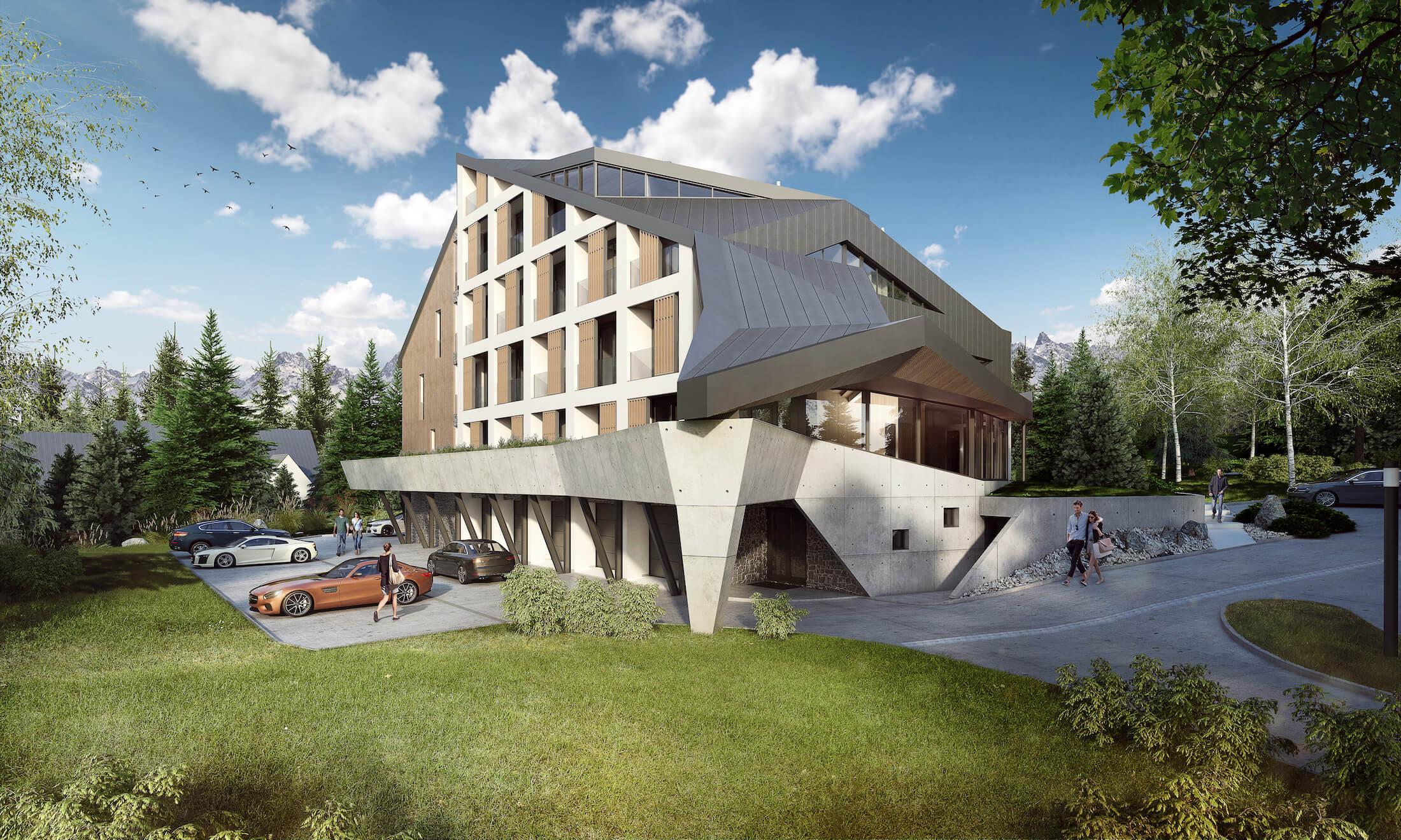 HOTEL HOREC VYSOKE TATRY 2020